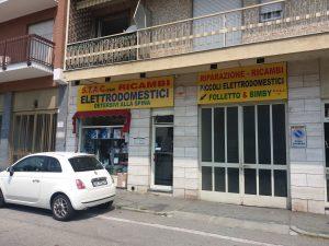 punto vendita stac ricambi elettrodomestici torino
